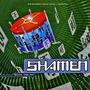 Cd-shamen-boss Drum-importado Em Otimo Estado