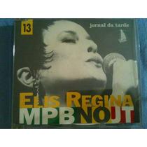 Cd Coleção Mpb No Jt Elis Regina Numero 13