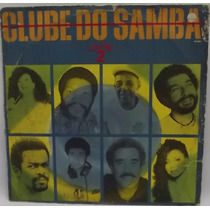 Lp Samba Pagode: Clube Do Samba Vol. 2 - 1985 - Frete Grátis