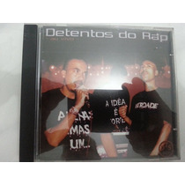 Cd Detentos Do Rap Ao Vivo
