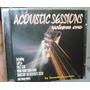 Cd Acoustic Sessions - Importado Frete Gratis