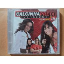 Calcinha Preta- Cd 19 Vencedor- 2008- Original- Lacrado!