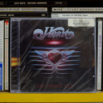 Heart / Red Velvet Car ( Novo Lacrado ) Cd