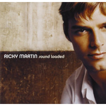 Cd Lacrado Ricky Martin Sound Loaded 2000