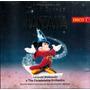 Lote 2 Cds / Fantasia De Walt Disney - Trilha Do Filme