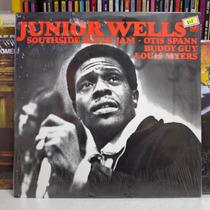 Junior Wells Southside Blues Jam - Disco Vinil Lp Soul
