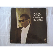 Ray Charles-lp-vinil-volcanic Action Of My Soul-blues-jazz