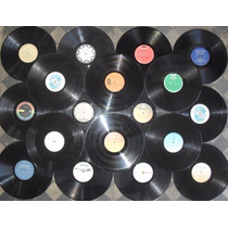 Disco Lp Para Decoração Artesanato Promoção Lote Com 100