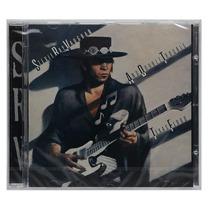 Cd Stevie Ray Vaughan - Texas Flood - Importado - Lacrado