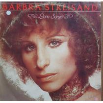 Lp (341) Vários - Barbara Streisand - Love Songs
