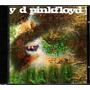 Pink Floyd Saucerful Of Secrets Cd Novo Lacrado Acrilico Ori