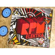 Cd Duplo Rpm - Elektra (2011) C/ Paulo Ricardo