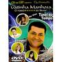 Dvd Edson Lima E Gatinha Manhosa Tunel Do Tempo 1 Original