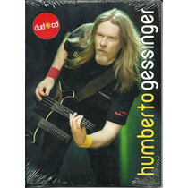 Cd + Dvd Humberto Gessinger / Engenheiros Do Hawaii Lacrado