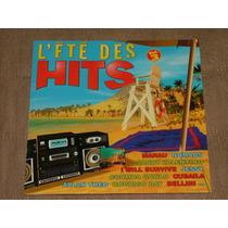 Cd L`été Des Hits Vol. 3 Frete De R$5,00