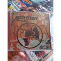 Cd Biquini Cavadão 80 Vol. 2 Ao Vivo - Original E Lacrado!