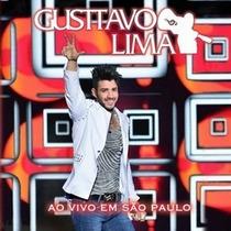 Cd Gustavo Lima - Ao Vivo Em São Paulo (novo Original)