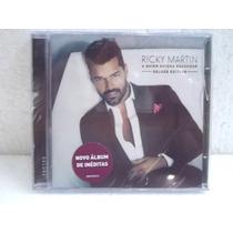 Ricky Martin - A Quien Quiera Escuchar - Cd Original Lacrado