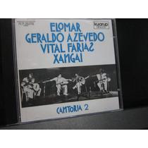 Elomar, Geraldo Azevedo, Vital E Xangai, Cantoria 2