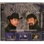 Cd Duduca E Dalvan - Os Maiores Sucessos Ao Vivo - Novo***