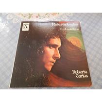 Lp Roberto Carlos - En Castellano -importado 1974- R$ 200,00