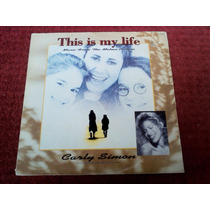 Lp Vinil Filme This Is My Life - Carly Simon