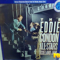 The Eddie Condon & His All-stars 1957 Dixieland Jam Lp