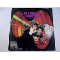Lp Léo Canhoto E Robertinho 1990