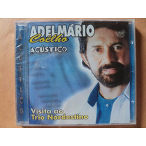 Adelmário Coelho- Cd Visita Ao Trio Nordestino- 2002 Lacrado