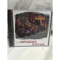 Cd Nirvana Mtv Unplugged In New York( Made In Usa) Lacrado