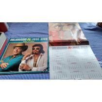 Lp Milionario E Jose Rico Vol 18 1988 Original Com Poster