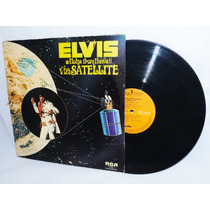 Lp Disco Vinil Elvis Presley Aloha Via Satellite Reliquiaja