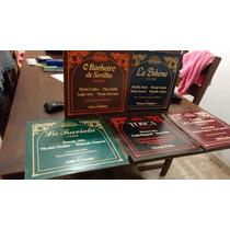 Coleção Mestres Da Música - Grandes Óperas (5 Lps)