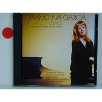Cd - Dudáh Lopes - Piano Na Garoa