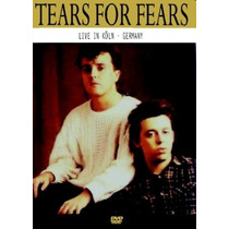 Dvd Tears For Fears Live In Köln Germany (1983) - Novo