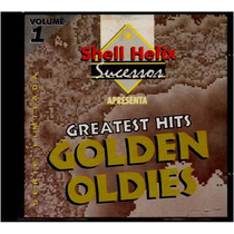 Cd Golden Oldies- Greatest Hits- Vol.1- Original- Frete Gr