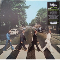 Lp The Beatles Abbey Road 180g Lp Lacrado