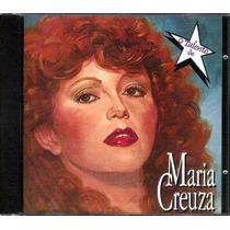 Cd O Talento De Maria Creuza (mpb/bossa Nova) - Novo Sem Uso