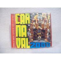 Cd Sambas De Enredo De São Paulo- Carnaval 2000