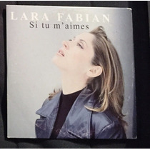 Cd Single Cardsleeve Lara Fabian Si Tu M