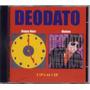Cd Deodato - Happy Hour - Motion (imp.)