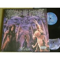 Cradle Of Filth Midian 2 Lp Burzum Slayer Metallica Kreator