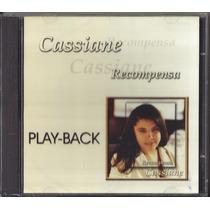 Playback Cassiane - Recompensa * Original