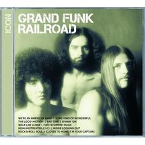 Cd Grand Funk Railroad - Icon (984208)