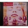 Cd Cheiro De Amor - Adrenalina - Usado