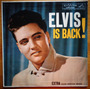 Elvis Presley Lp Nac Usado Elvis Is Back! Mono Lpm-223