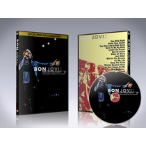 Dvd Bon Jovi - One Last Wild Night 2001