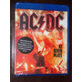 Blu Ray Ac/dc Live At River Plate Lacrado !! Black Ice World