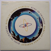 Lp Barclay James Harvest - Ring Of Changes - Importado 1983