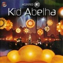 Cd Kid Abelha - Acústico 2002 (lacrado)